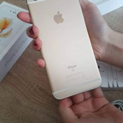 IPhone 6s Plus Gold - Χρυσό 64gb