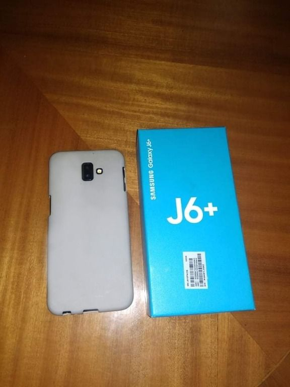 Samsung Galaxy J6 plus Dual Sim 2018