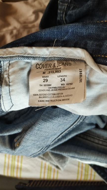 Cover & Jeans