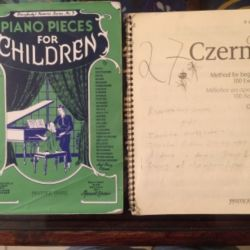 Piano Pieces for Children, Cherny