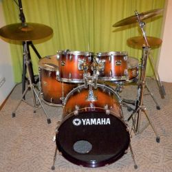 Drums Yamaha Tour Custom
