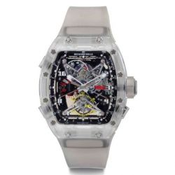 Richard Mille. A sapphire split-seconds chronograph wristwat