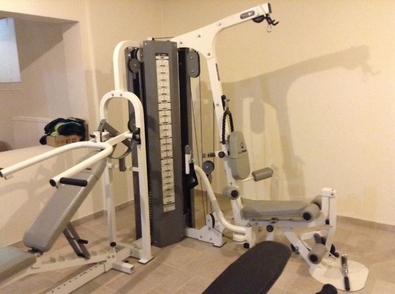 Keys Fitness KPS 2050 Multi Station Home Gym