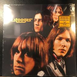 The Stooges - The Stooges (LIMITED EDIT. 2016 LP έγχρωμο LP)
