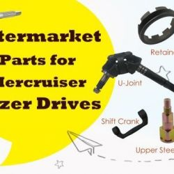 Sinera Marine | Parts for Mercruiser Vazer Drives